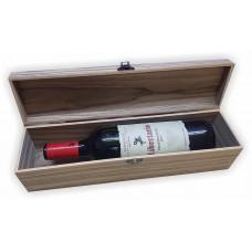 drvena kutija za vino egzota